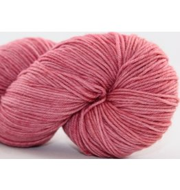 Knitted Wit Sock, Dusty Rose