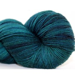 Knitted Wit Victory Sock, Black Forest