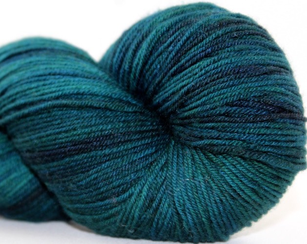 Knitted Wit Sock, Black Forest