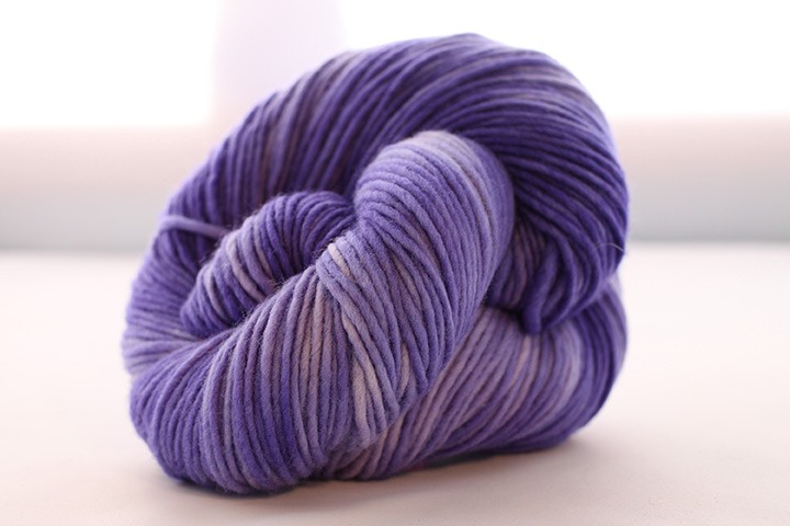 Dream in Color Smooshy with Cashmere, Queen's Lake (Retired)