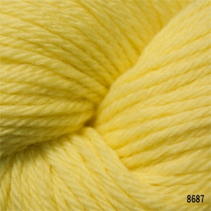 Cascade Yarns 220, Butter Color 8687