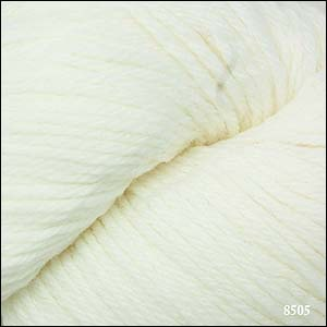Cascade Yarns 220, White Color 8505