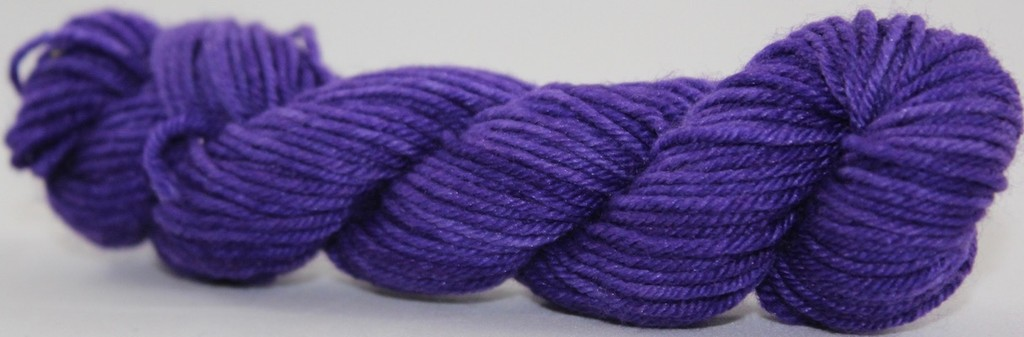 Knitted Wit Smarties, Tanzanite