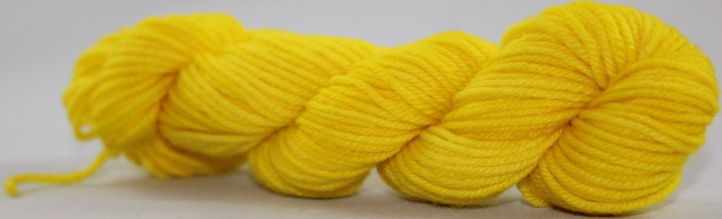Knitted Wit Smarties, Yellow