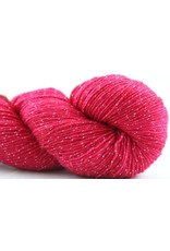 Knitted Wit Pixie Plied, Liberally Bleeding Hearts