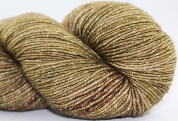 Knitted Wit Pixie Plied, Pleated Khakis
