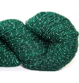 Knitted Wit Pixie Plied, Emerald City