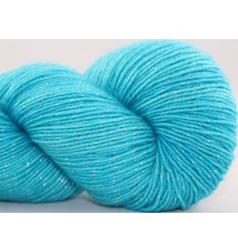 Knitted Wit Pixie Plied, Aquamarine