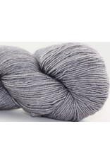 Knitted Wit Pixie Plied, Silver Lining