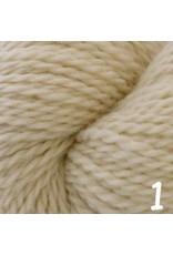 Baa Ram Ewe Dovestone Natural Aran, Color 1