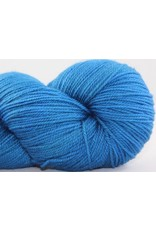 Abstract Fiber Temptation Sock, Azure *CLEARANCE*