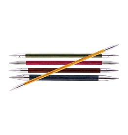 Royale 8-inch Double Point Needles, US 11