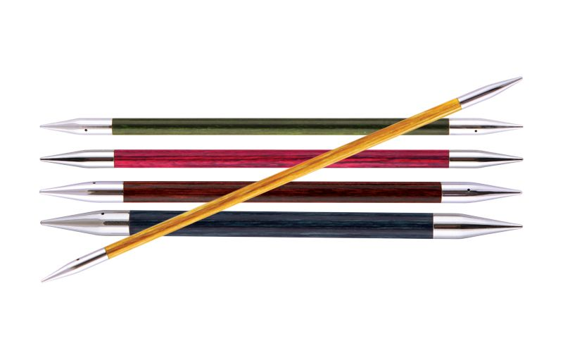 Royale 8-inch Double Point Needles, US 9 **CLEARANCE**