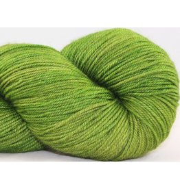 Huckleberry Knits Yak Silk Merino, Weeping Willow