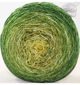 Huckleberry Knits Gradient, Grasshopper