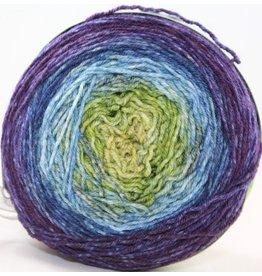 Huckleberry Knits Gradient, Wild Iris