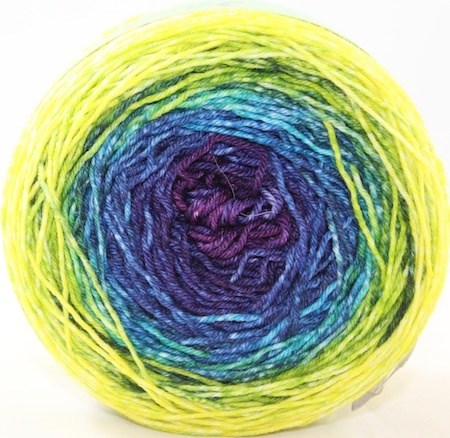 Huckleberry Knits Gradient, Allegretto