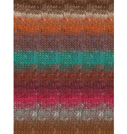 Noro Silk Garden, Persian Orange Color 418
