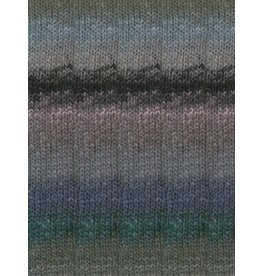 Noro Silk Garden Sock, Moonstones Color 436