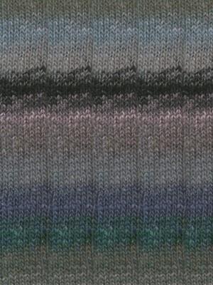 Noro Silk Garden Sock, Moonstones Color 436