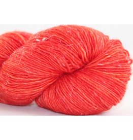 Madelinetosh Dandelion, Neon Red (Discontinued)
