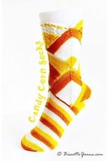 Biscotte & Cie Bis-Sock, Candy Corn