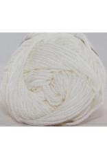 Rauma Strikkegarn 3ply, Color 100 (White)