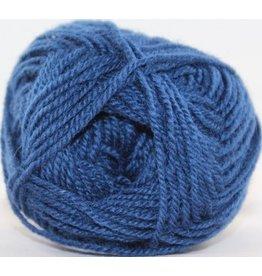 Rauma Strikkegarn 3ply, Color 147 (Dark Grey Blue)