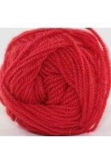 Rauma Designs Strikkegarn 3ply, Color 174 (Red)