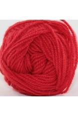 Rauma Strikkegarn 3ply, Color 174 (Red)