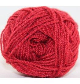 Rauma Strikkegarn 3ply, Color 144 (Berry Red)