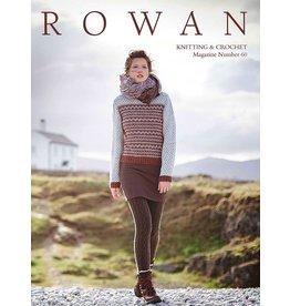 Rowan Rowan Magazine 60
