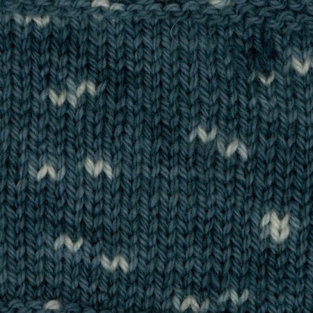 Swans Island Natural Colors Collection, Fingering, IKAT- Firefly, Blue Spruce