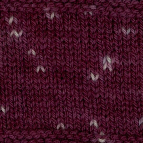 Swans Island Natural Colors Collection, Fingering, IKAT- Firefly, Orchid