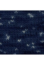 Swans Island Natural Colors Collection, Fingering, IKAT- Firefly, Prussian Blue