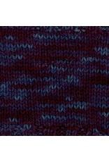Swans Island Natural Colors Collection, Fingering, IKAT Indigo/Beetroot
