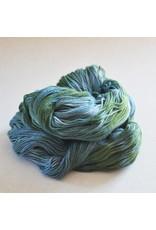 Swans Island Natural Colors Collection, Fingering, IKAT Indigo/Teal