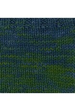 Swans Island Natural Colors Collection, Fingering, IKAT Indigo/Teal