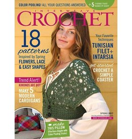 Interweave Interweave Crochet, Spring 2017 *CLEARANCE*