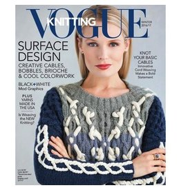 Soho Publishing Vogue Knitting, Winter 2016/17 *CLEARANCE*