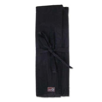 della Q Lily Combination Needle Case, Black