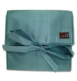 della Q The Que Circular Needle Case - Theo, Seafoam