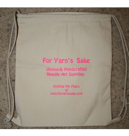 For Yarn's Sake, LLC For Yarn's Sake Project Bag