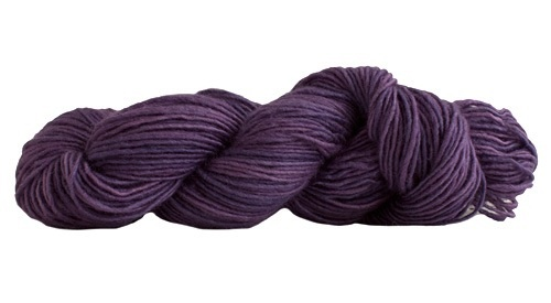 Manos del Uruguay Silk Blend Semi-Solid, Countess Violet