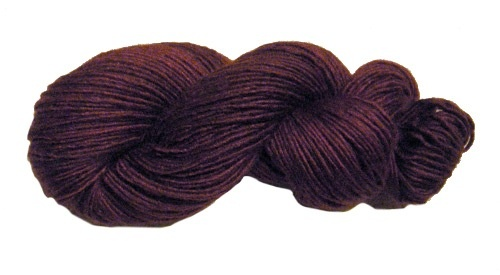 Manos del Uruguay Silk Blend Semi-Solid, Bing Cherry