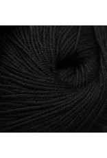 Cascade Yarns S/220 Superwash, Black Color 815