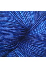 Knitted Wit Single Fingering, Blue