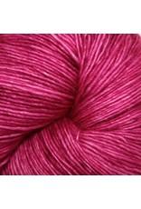 Knitted Wit Single Fingering, Raspberry Milkshake