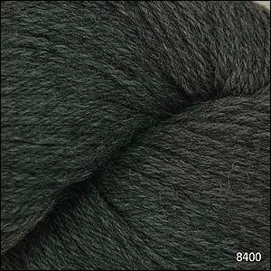 Cascade Yarns 220, Charcoal Grey Color 8400