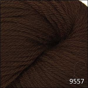 Cascade Yarns 220, Dark Chocolate Color 9557